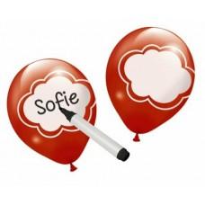 Writable folie ballon